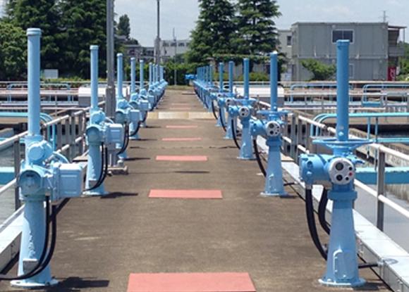Bureaus of Waterworks